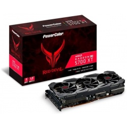 Powercolor Radeon RX 5700XT Red Devil 8.0 GB OC High End graphics card